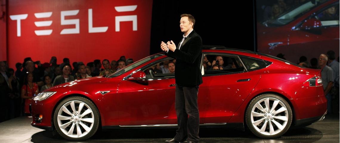 stratégie marketing de Tesla