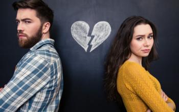 Procédure pour la séparation de couple non marié